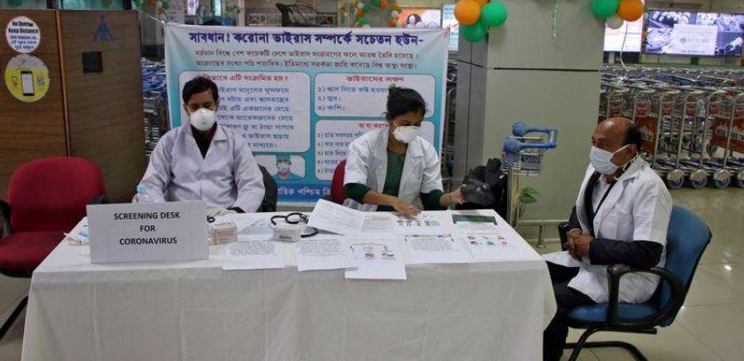India reports three more cases of coronavirus, including Italian national