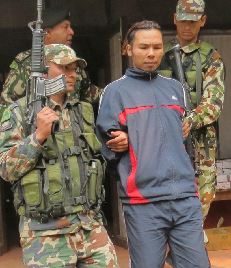 Notorious rhino poacher Chepang sentenced to 15 years in jail