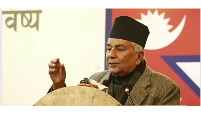 NC should be industrious: leader Poudel
