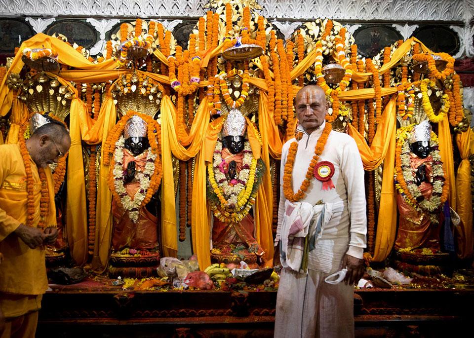 In pictures: Ram Nawami  celebration