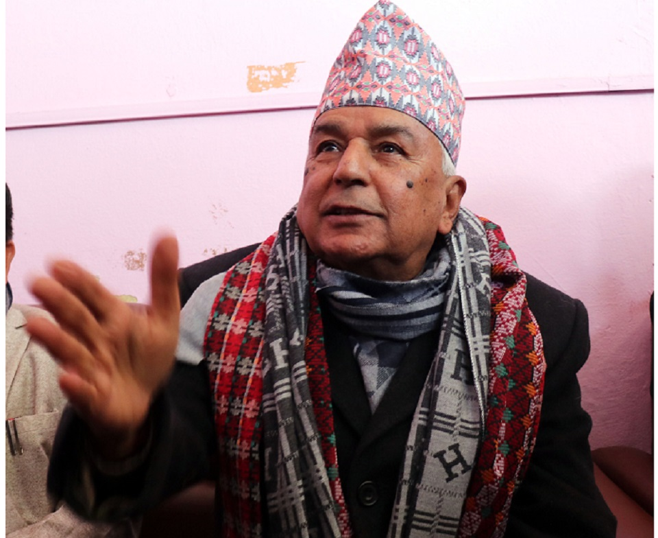 PM Oli is headed toward authoritarian path with backing of Deuba: NC leader Poudel