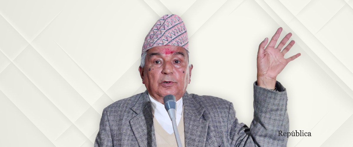 NC should not join government at the behest of other parties: Senior leader Poudel