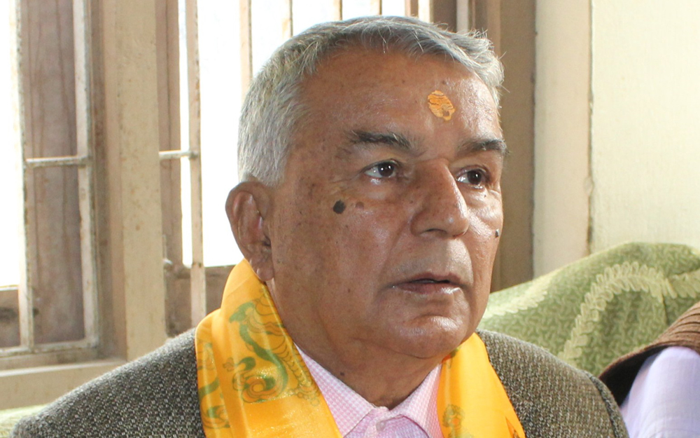 Leader Poudel accuses government of reversing democratic norms