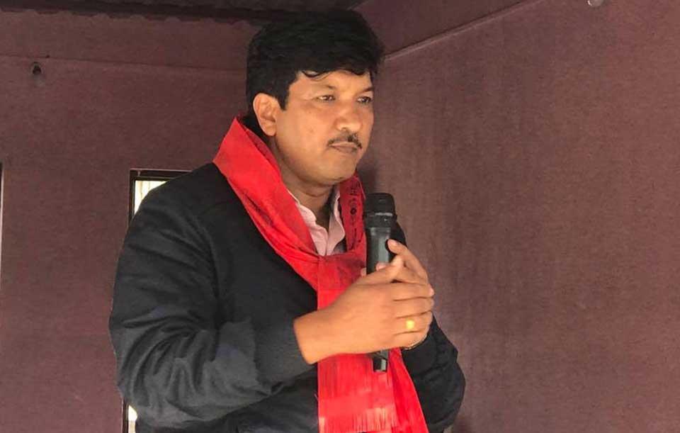 Defeating fear inflames violence: Ramesh Kumar Mahat