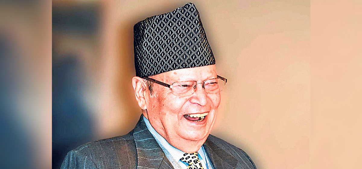 Former Minister Pandey to be conferred with Japan's prestigious Order of the Rising Sun award