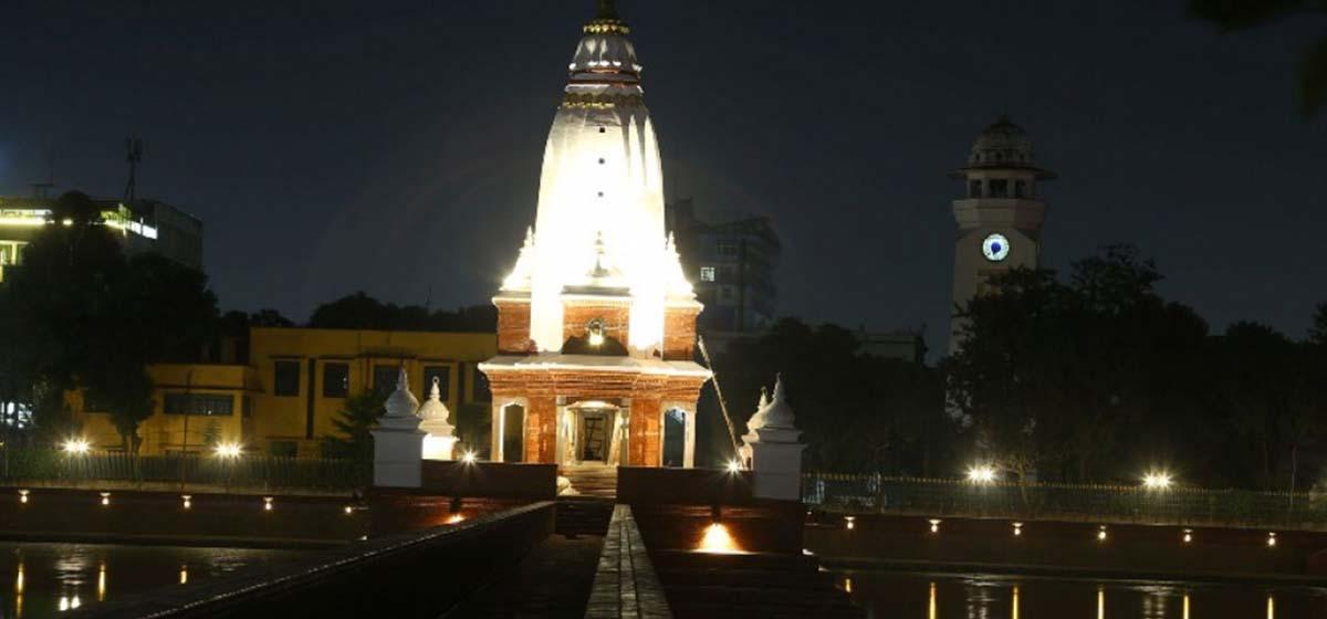 Rani Pokhari to be inaugurated on Oct 21