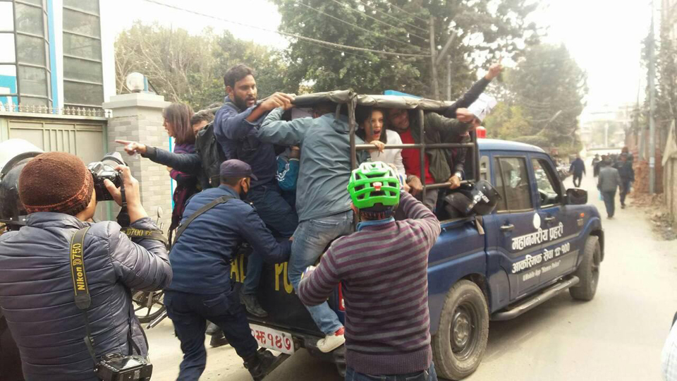 Dr KC's supporters arrested