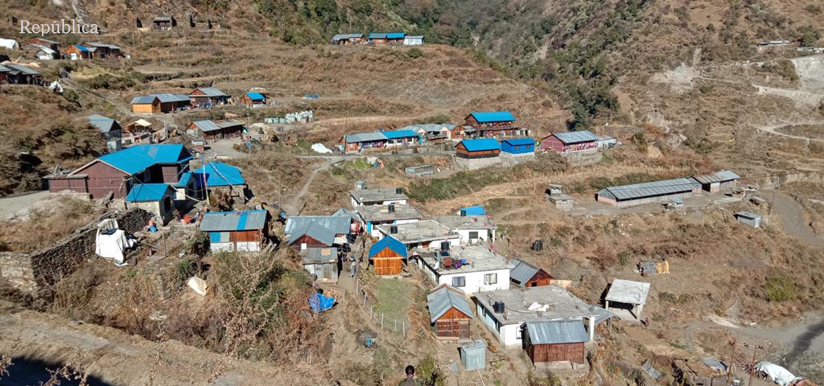 11,000 quake-hit houses rebuilt in Rasuwa