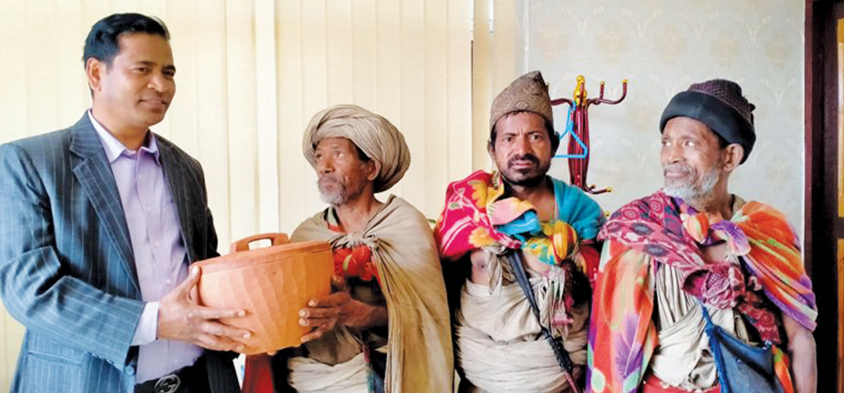 Separate committee to be formed for protection of Raute community