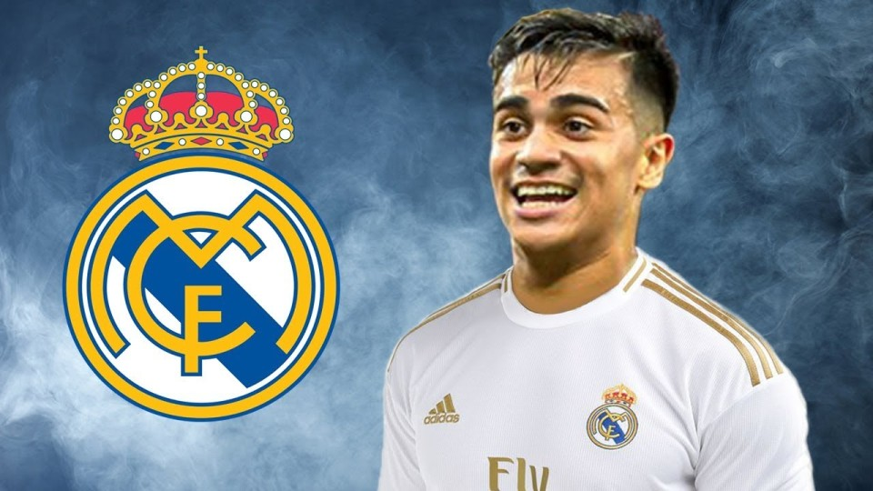 Real Madrid announce Reinier signing from Flamengo