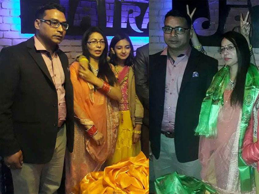 Maoist Center former lawmaker ties the knot for second time