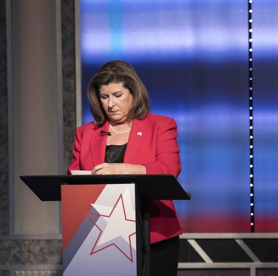 Republican Handel wins Georgia race, thanks Donald Trump