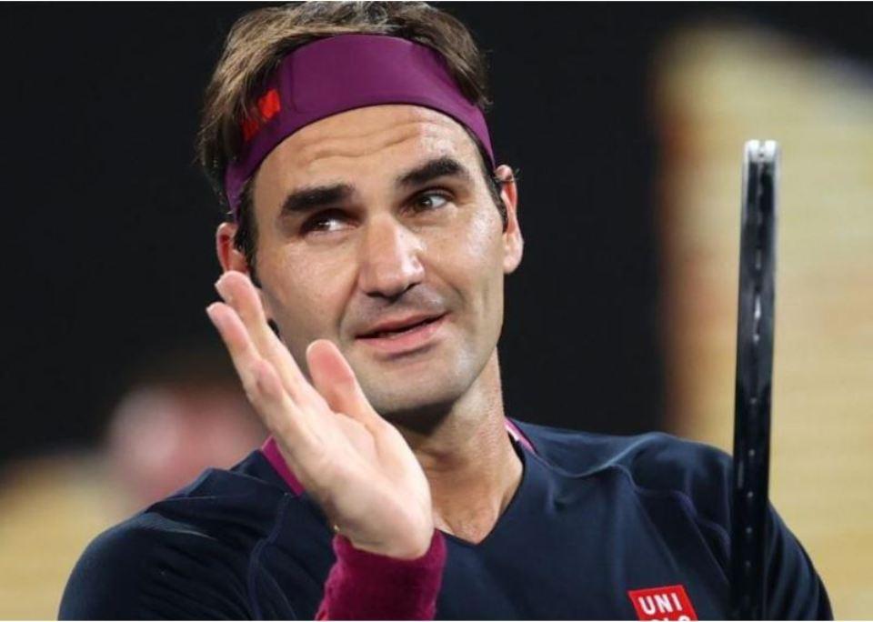 Imperious Federer thumps Krajinovic to set up Millman show