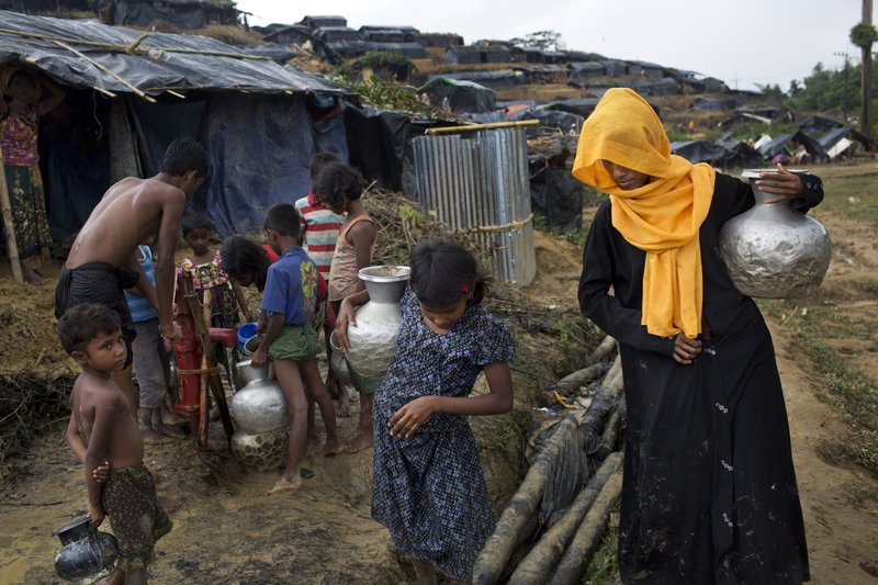Bangladesh slams Myanmar for 'atrocities' against Rohingya