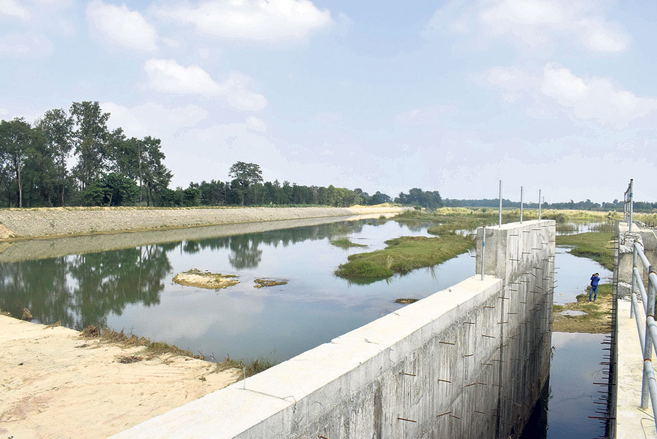 Govt planning to create jobs through irrigation projects