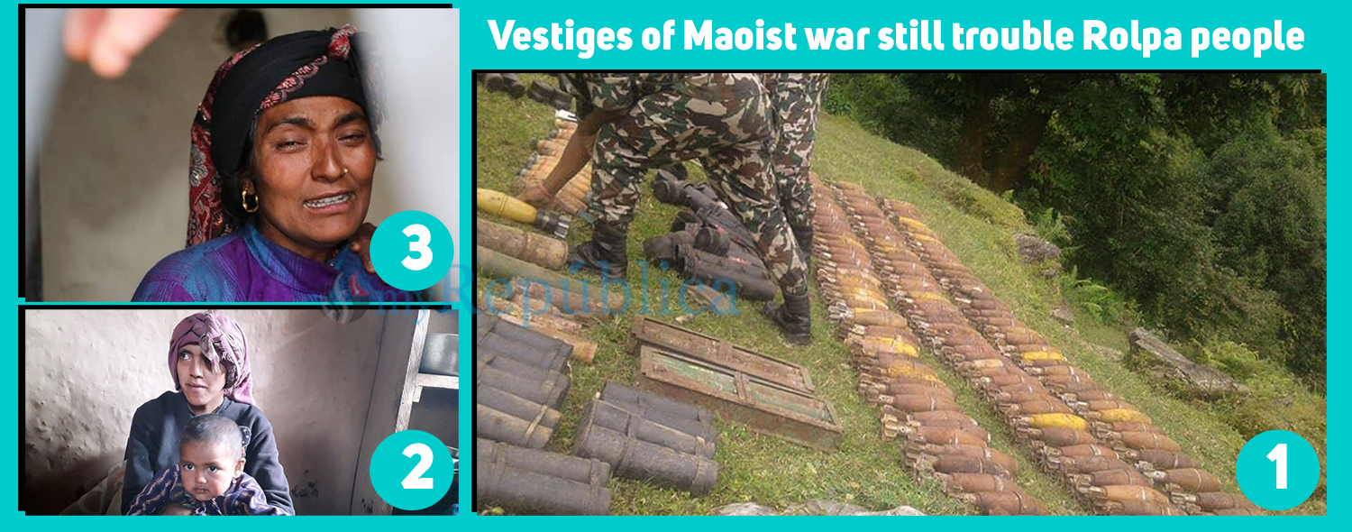 Ambushes everywhere: Rolpa folks forced to go through recurring pain even 14 years after end of Maoist insurgency