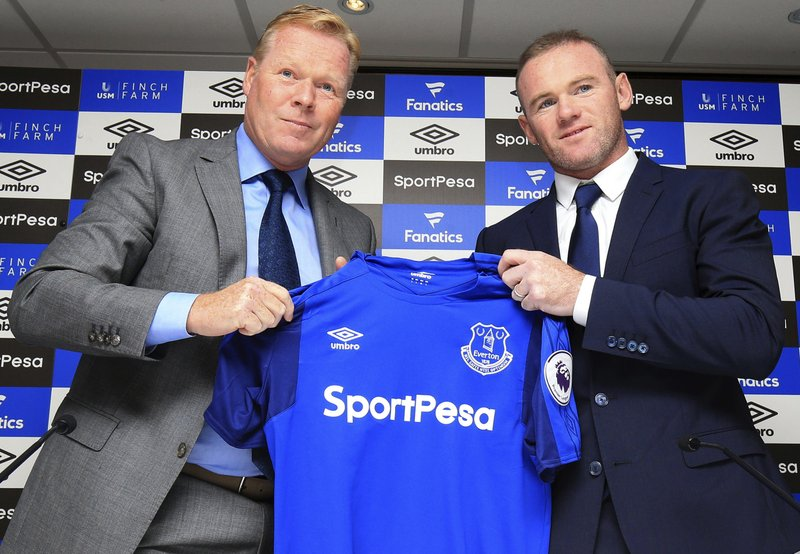 Completed transfer lists of English Premier League