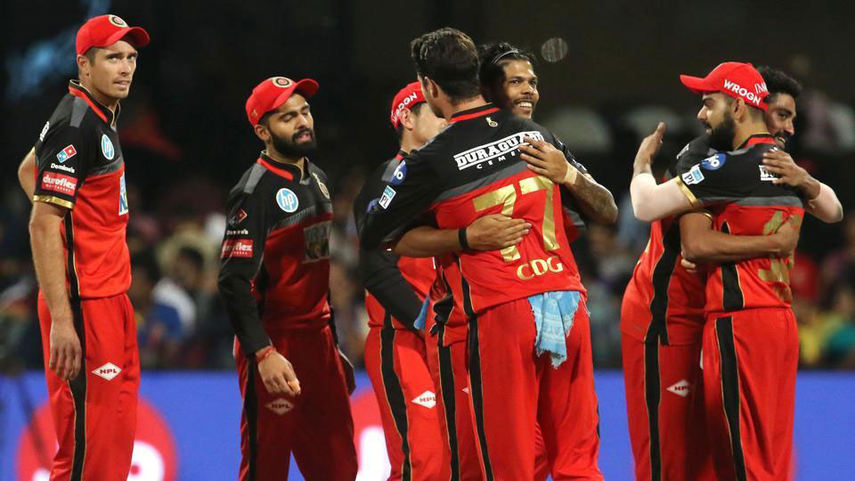 RoyalChallengers Bangalore keep play-off hopes alive with win over Mumbai Indians