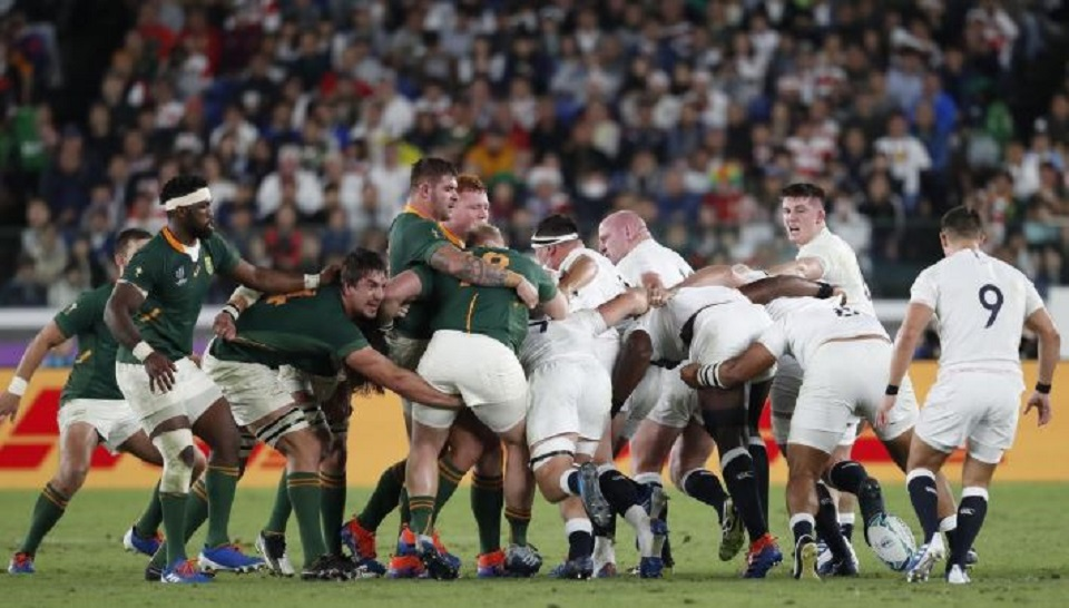 South Africa dominate ragged England to win third World Cup