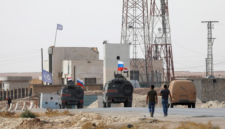 Russia says U.S. presence in Syria illegal, protects oil smugglers