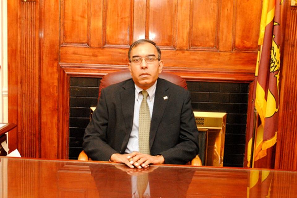 Sri Lanka's Esala Ruwan Weerakoon assumes office as 14th SAARC secretary general