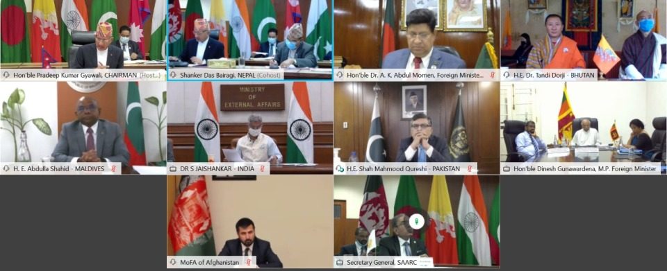 Nepal urges SAARC member states to explore all viable options to hold 19th summit