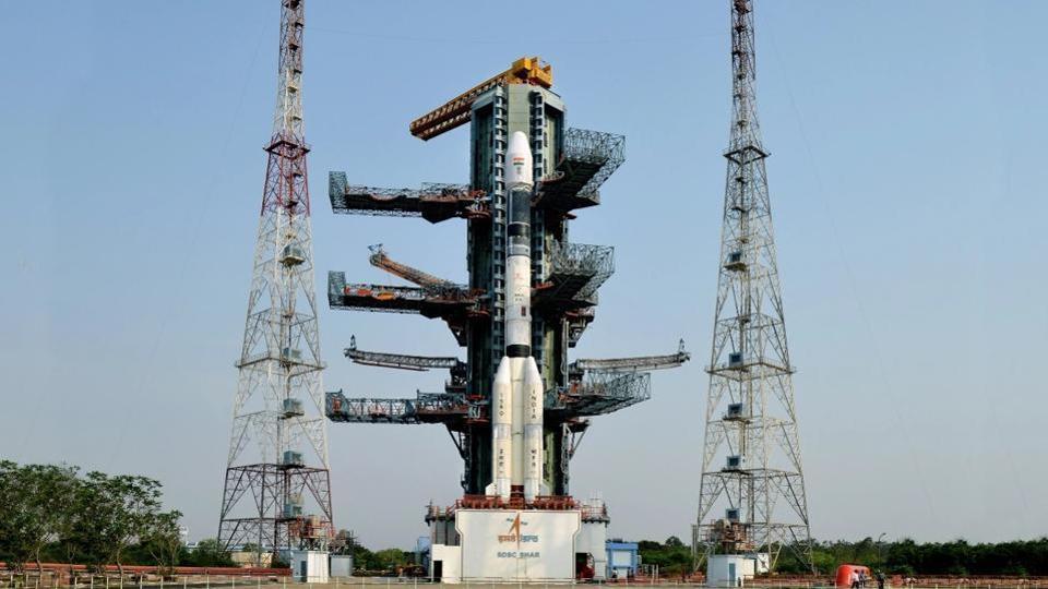 PM Modi says 'historic occasion' as India's SAARC satellite takes off