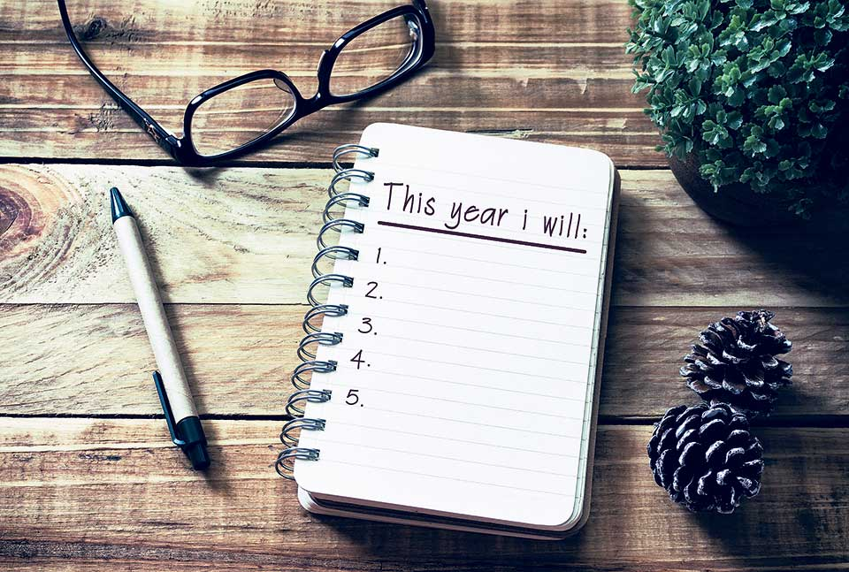 Saying no to resolutions