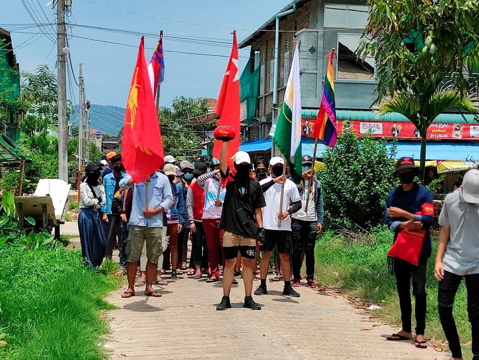 Eight reported killed as Myanmar protests aim to 'shake the world'