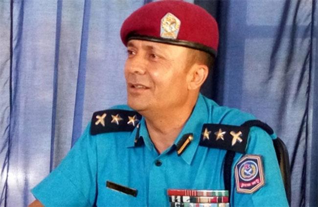 SSP Shailesh Thapa appointed Nepal Police spokesperson