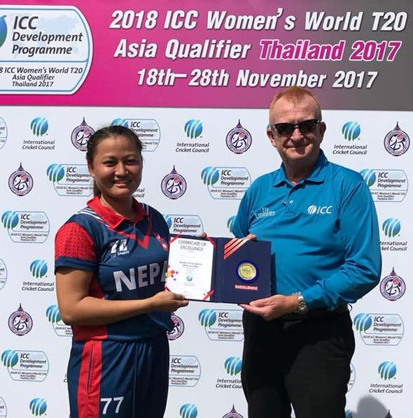 Sabnam Rai hat-trick propels Nepal to second win, missed qualification