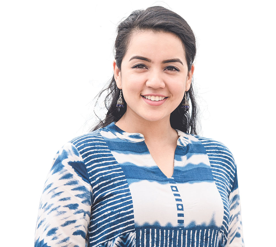 Heart to heart with Sadichha Shrestha