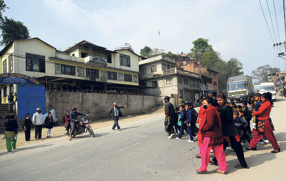 No safety rules yet against pollution near schools