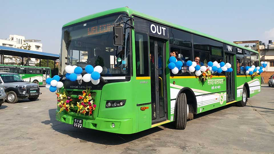 Sajha to operate long-distance buses from Wednesday