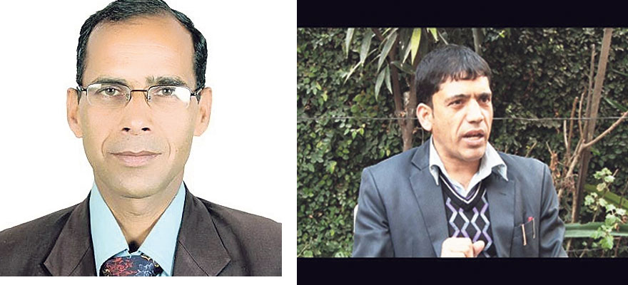 Two persons named to single post of Sajha chair