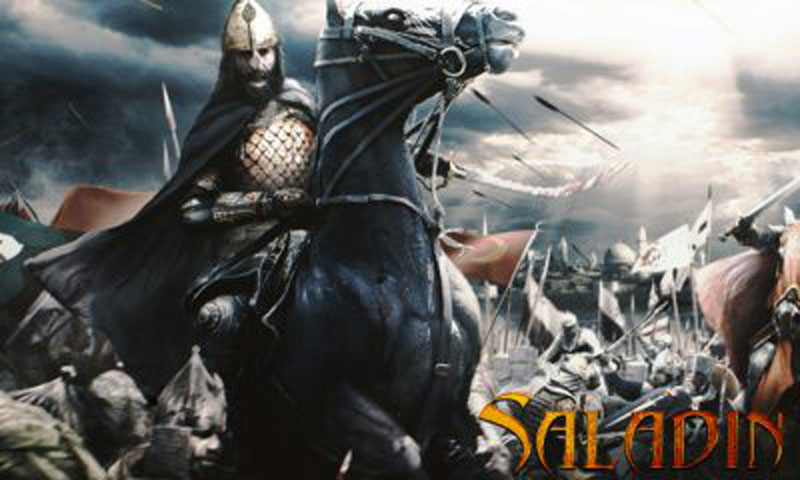 Saladin: Director hopes to reach 'Game of Thrones' cinematography standards (with video)