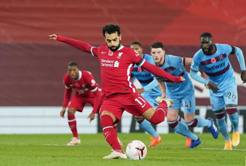 Salah did not dive against West Ham, has marks to prove it - Klopp