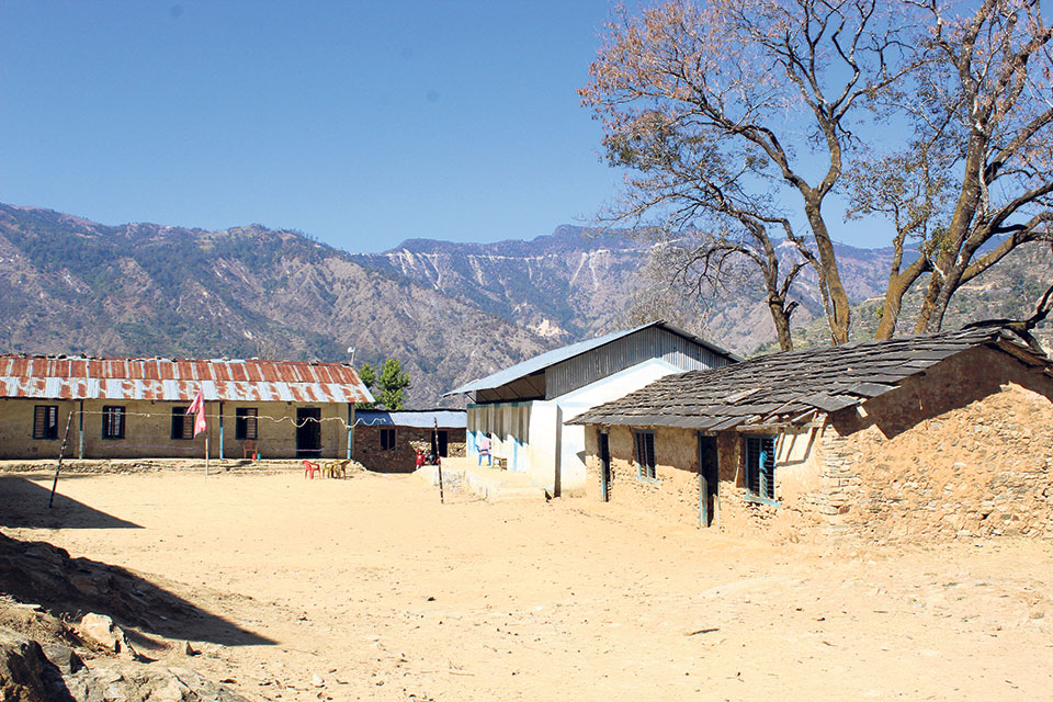 'Love marriage' common among school students in Rolpa