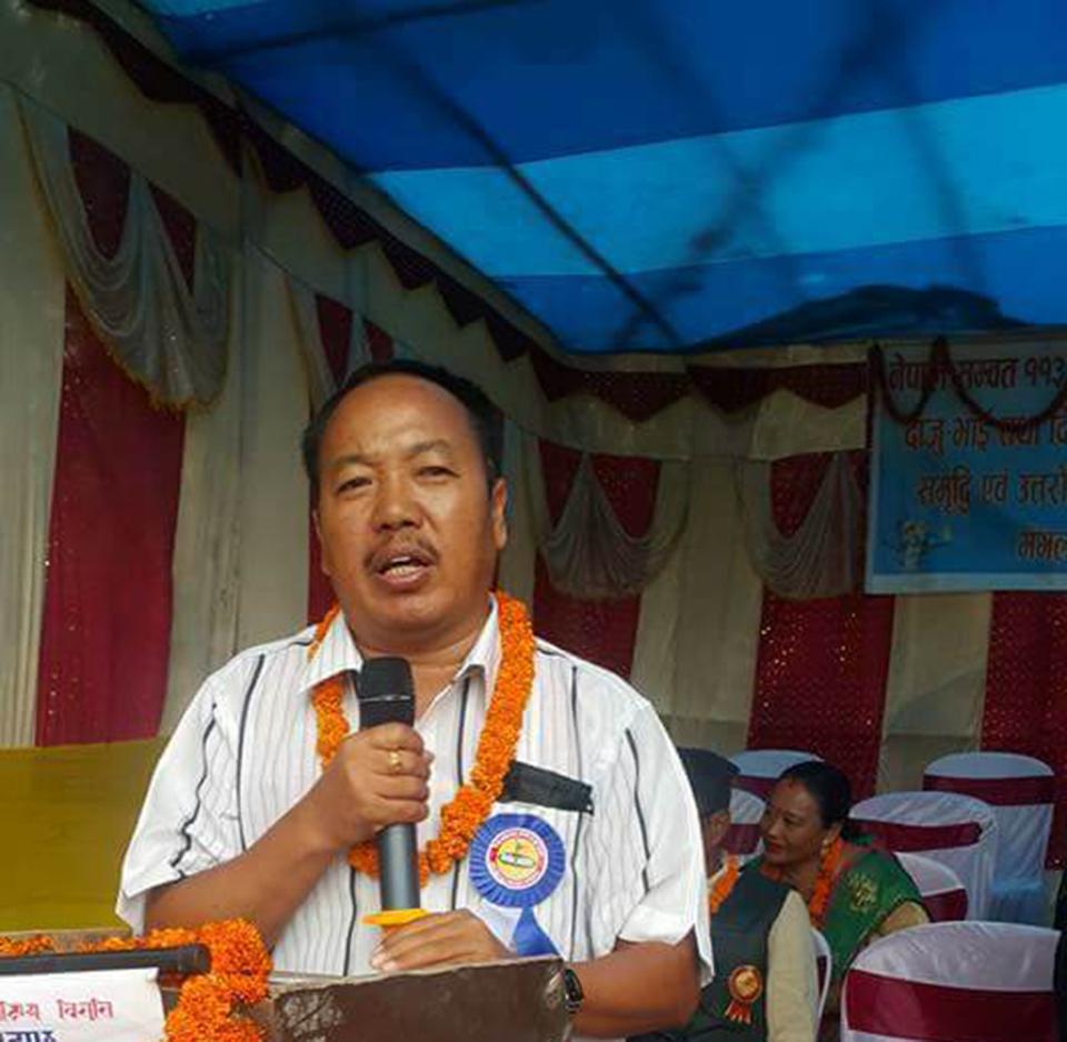 Lal Bahadur Sawa secures victory in Jhapa-4