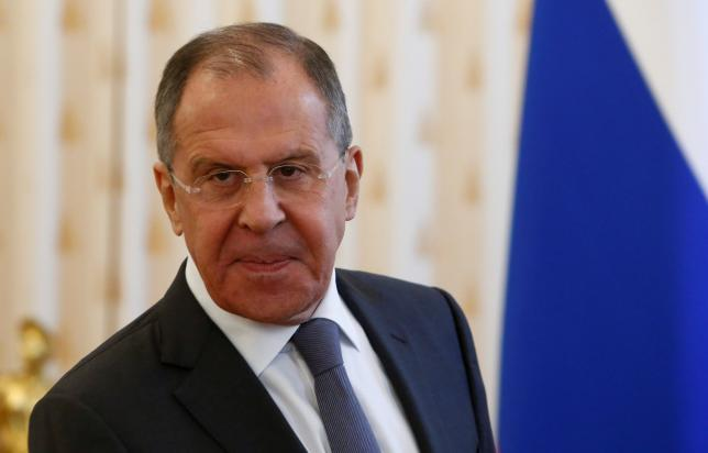 Russia's Lavrov calls for talks to ease Qatar stand-off