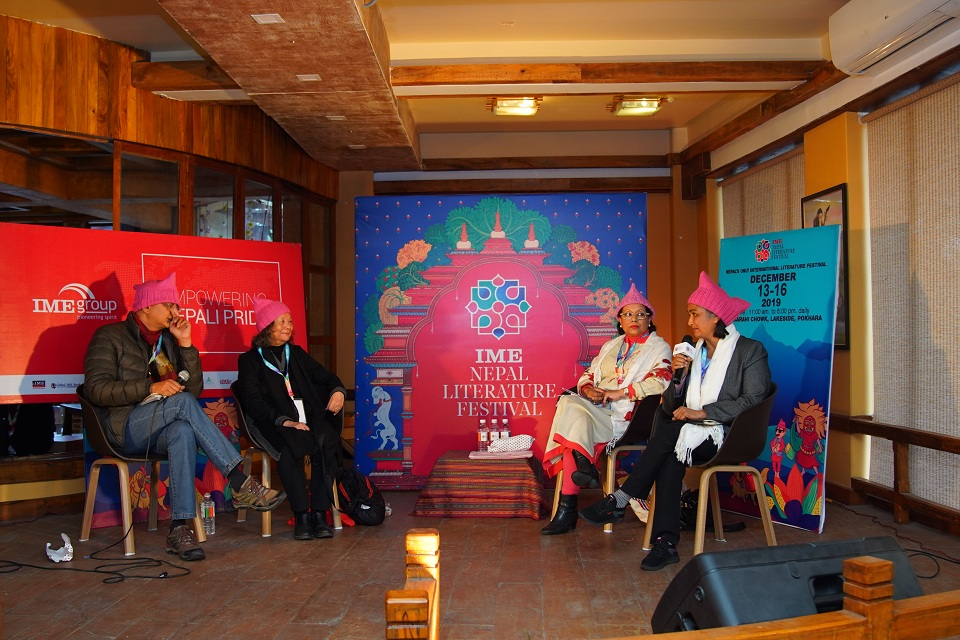 Eighth edition of 'IME Nepal Literature Festival 2019' sets off in Pokhara