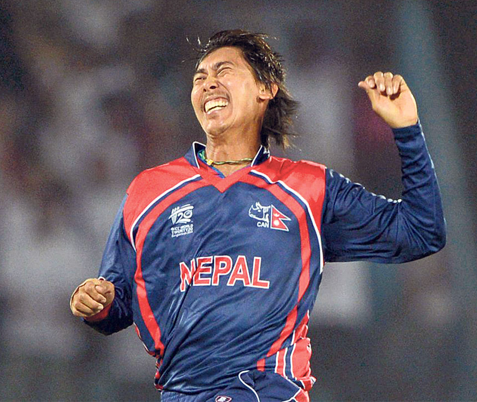 Shakti Gauchan inspired a generation of Nepal's players