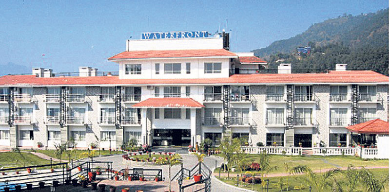 Govt body says no permit given for Shakya's Fewa resort