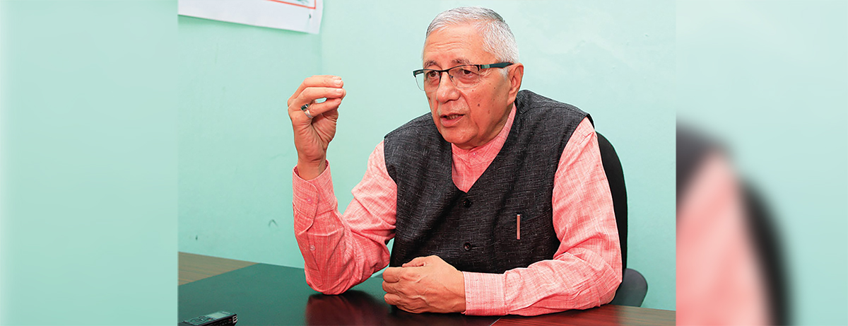PM Oli does not have any moral grounds to stay as PM after court's verdict: Koirala