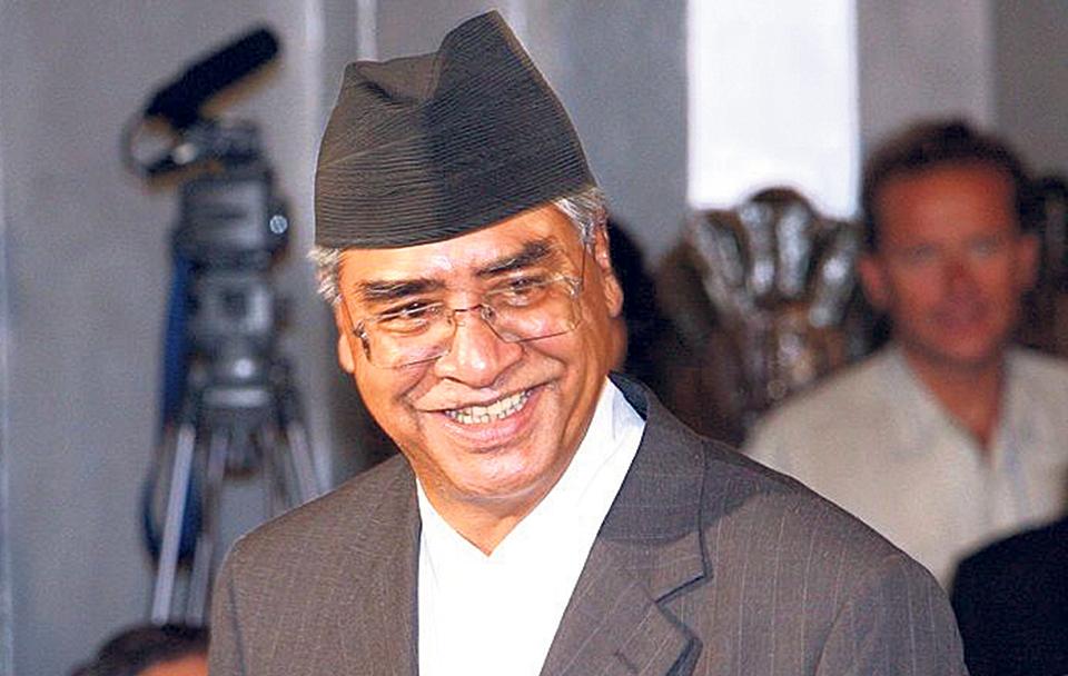 NC will support impartial and unbiased probe into Alam's case: Deuba