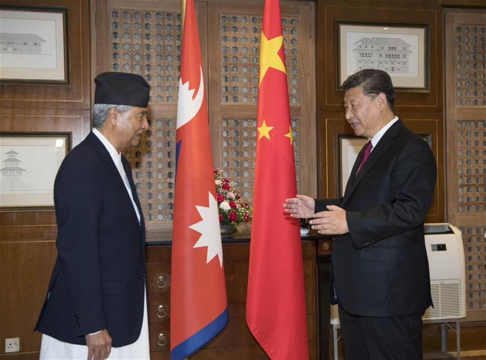 What is Nepali Congress thinking about China?