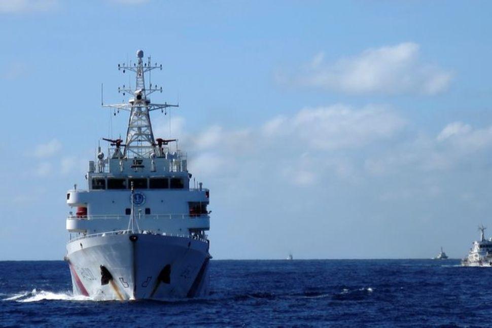 U.S. concerned China's new coast guard law could escalate maritime disputes