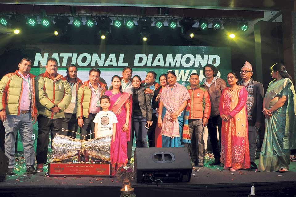 Shivam Cement honors dealers