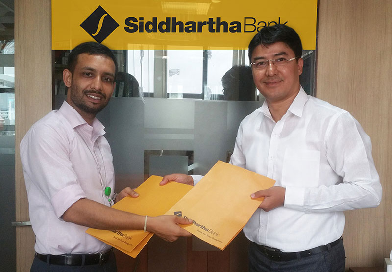 Siddhartha Bank's customers to get discount at Grande
