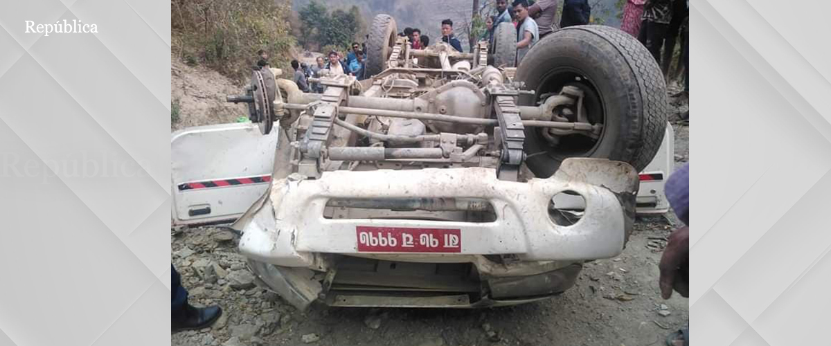 SINDHULI ACCIDENT UPDATE: Four killed, eight others injured